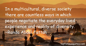 Multicultural Society Quotes