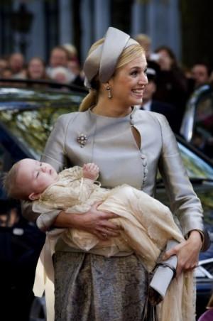 (1971-living2013) Argentina wife of Prince Willem-Alexander (Willem ...