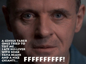 Silence Of The Lambs Quotes Tumblr Sometimes quotes can be just