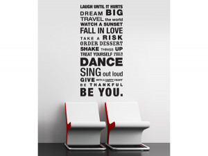 wall decals wall quotes for office