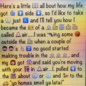 Fresh Prince of Bel Air emoji | lol