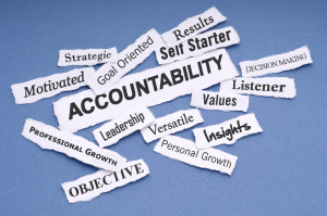 Setting up an accountability group: