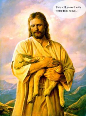 25 Hilarious Jesus Pics