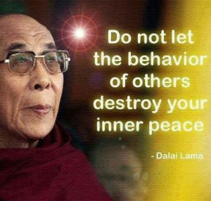 Love this Dalai Lama Quote