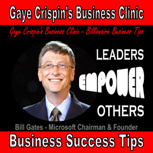 Bill Gates Business Leader