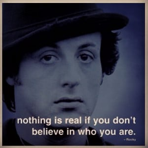 Rocky Movie Quotes for Motivation