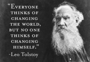 ... Tolstoy quotes . Inspiring Quotes by Leo Tolstoy , Russian Novelist
