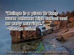 College quotes, funny college quotes, inspirational college quotes ...