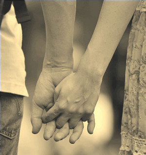 Love Quotes Hold Her Hand Home About Inspiration