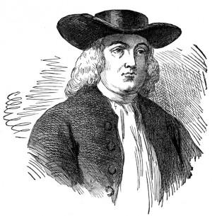 Portrait of William PennHorle, Craig W.