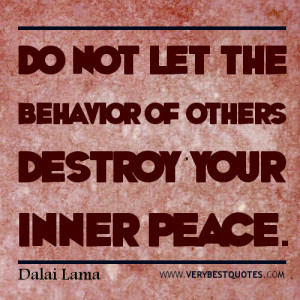 18 Inspirational Picture quotes about Inner Peace Quotes and Peace Of ...
