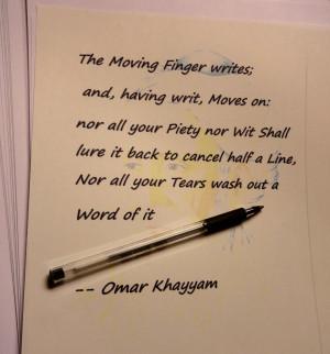 Omar Khayyam motivational inspirational love life quotes sayings ...