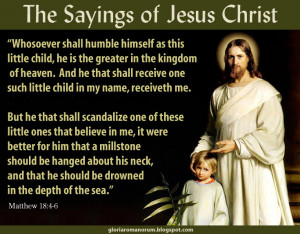 Sayings of Jesus Christ #2