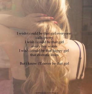 Blonde Boy Girl Hair Quotes