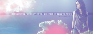 Alanis Morissette You Oughtta Know Quote Facebook Cover