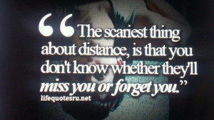 Distance Quotes - Love distance quotes | Quotes | Pinterest