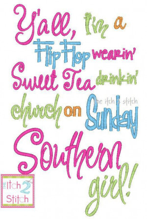 Cute Southern Quotes So cute~ southern girl