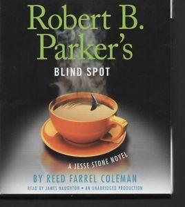 Robert B Parker Blind Spot by Reed Farrel Coleman 2014 CD FREE