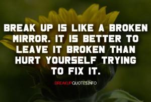 break up quotes pics