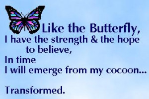 Butterfly for Transformation ~