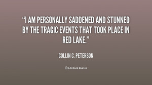 Quotes About Tragic Events