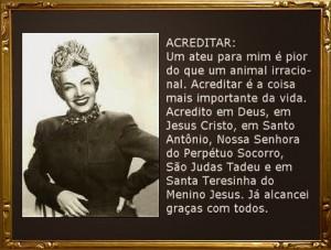 Frases de Carmen Miranda ~ Quotes Carmen Miranda