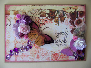 Good Luck Quotes For Friend