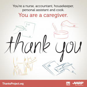 ... thanks with a caregiver you know and post it publicly alongside other