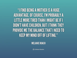 Quotes On Being a Mom
