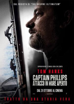 Captain Phillips - Attacco In Mare Aperto , di Paul Greengrass