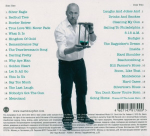 Mark Knopfler - Greatest Hits 2CD (2015) [MP3@320kbps]