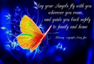 Blessed Saturday Quotes Angel blessings and poems with