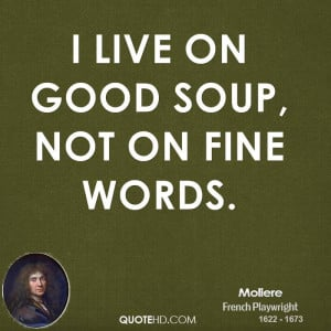 Funny Quotes About Soup