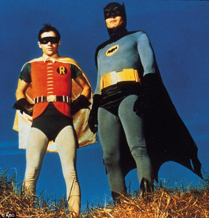 The real McCoy: Adam West's Batman continue to lives on among the next ...