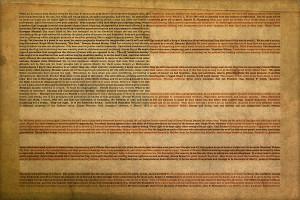 Famous Patriotic Quotes American Flag Word Art Mixed Media