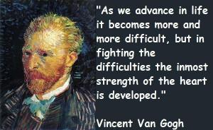 Vincent van gogh famous quotes 5