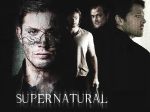Supernatural tv show photo
