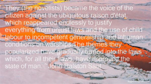 John Ralston Saul Quotes Pictures