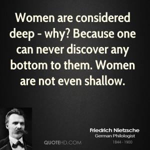 Shallow Women Quotes. QuotesGram