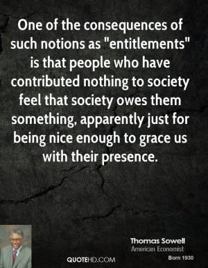 Thomas Sowell Quotes