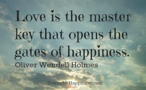 Happiness Quotes about Love