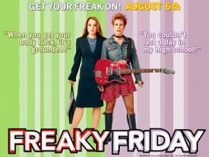 freaky friday watch trailer freaky friday trailer watch movie freaky