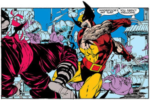 Comics (Wolverine) - Madripoor'S My Turf Quote By Marvel Comics Canvas ...