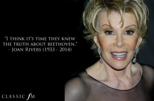 Joan Rivers Quotes Inspirational