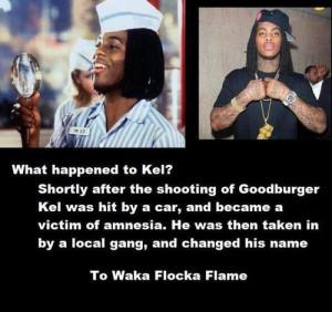 Kel And Waka Flocka Meme Waka Flocka Kel