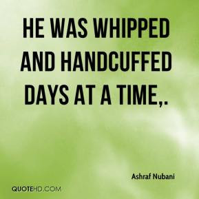 Whipped Quotes