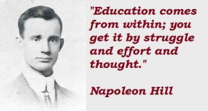 Napoleon hill famous quotes 5