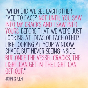 Paper Towns. I must find the courage to read a John Green novel ...