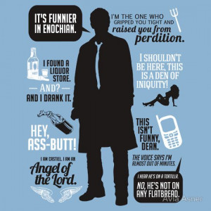 Castiel Quotes- Supernatural #funny #supernatural #Castiel