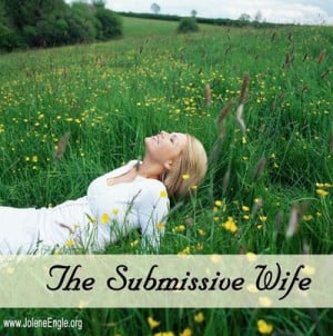 Wife #7, The Submissive Wife. 13 Wives in 13 Days...Wives of the Bible ...